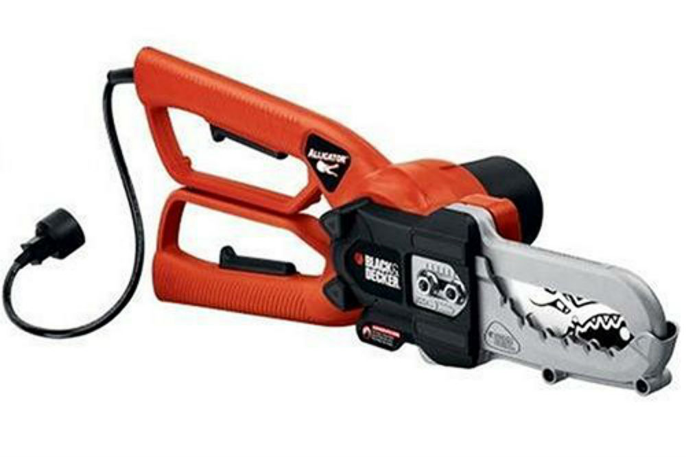 Black & Decker LP1000 Alligator Lopper Electric Chainsaw Review