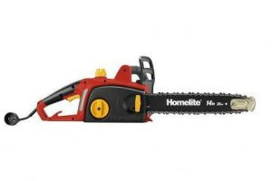 Homelite® 14-Inch Electric Chainsaw Review