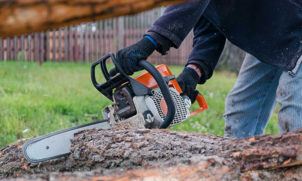 What to Do When Your Chainsaw Won't Start: Tips and Tricks