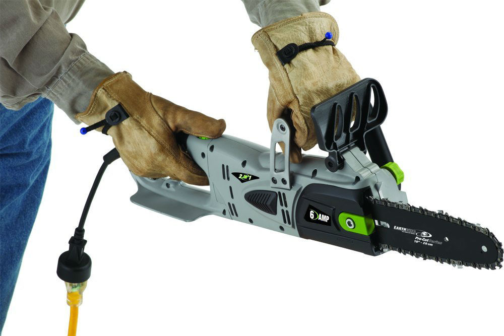 Best corded electric chainsaw the most powerful of them