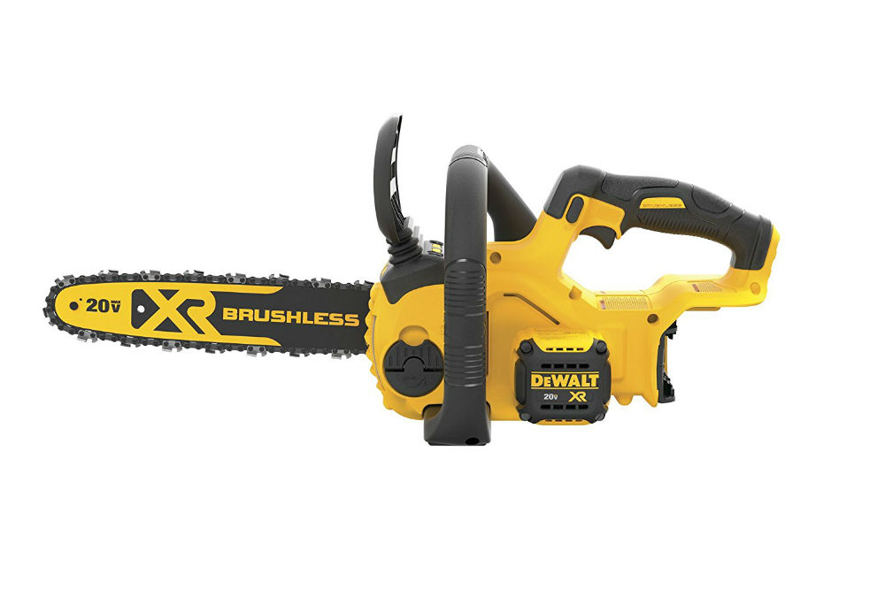 DeWalt DCCS620B 20V Max Compact Cordless Chainsaw Review